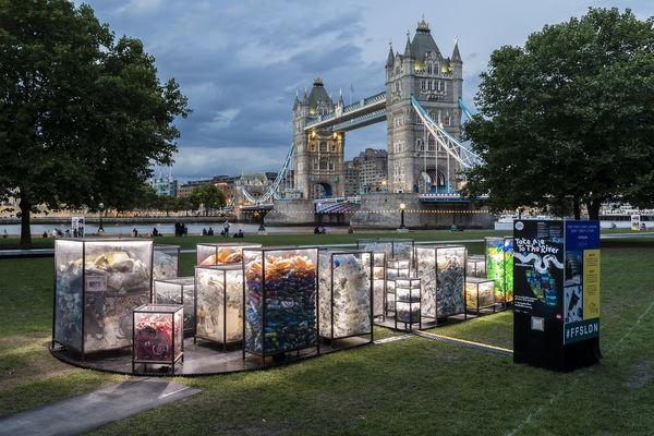 Thames Plastic & the exploration of future dust