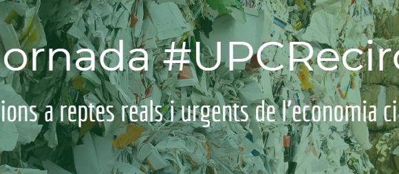Drap-Art participa en la 3a Jornada #UPCRecircula