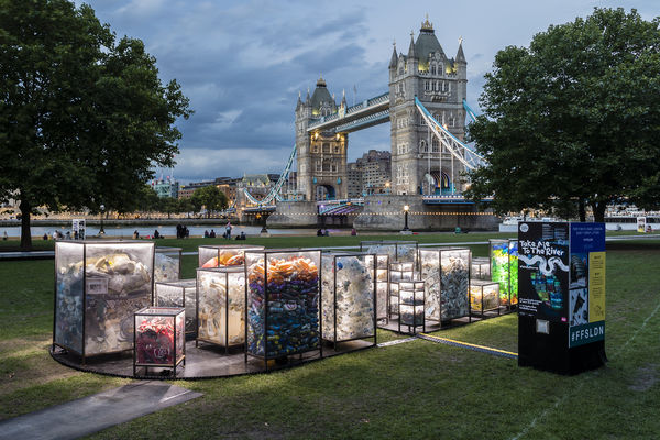 Thames Plastic & the exploration of future dust
