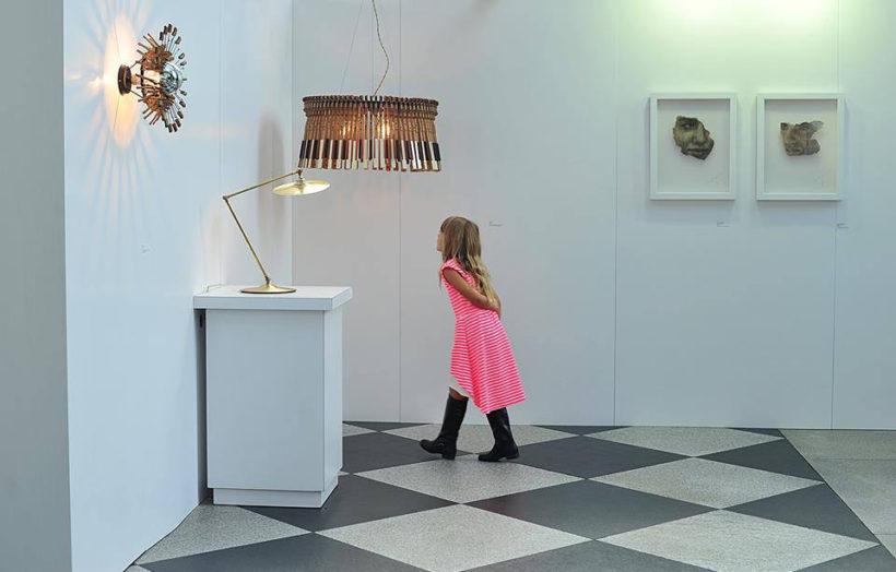 Inauguración Cápsula Drap-Art´18 en Galeria Arteria