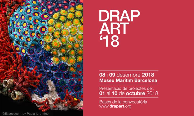 Convocatoria Festival internacional Drap-Art´18