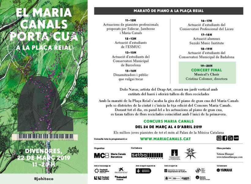 """""""El Jardí Vertical"""" a LA FESTA DE LA PRIMAVERA"""