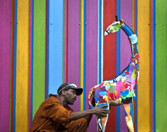 Drap-Art participa con Ocean Sole en Three Rivers Arts Festival