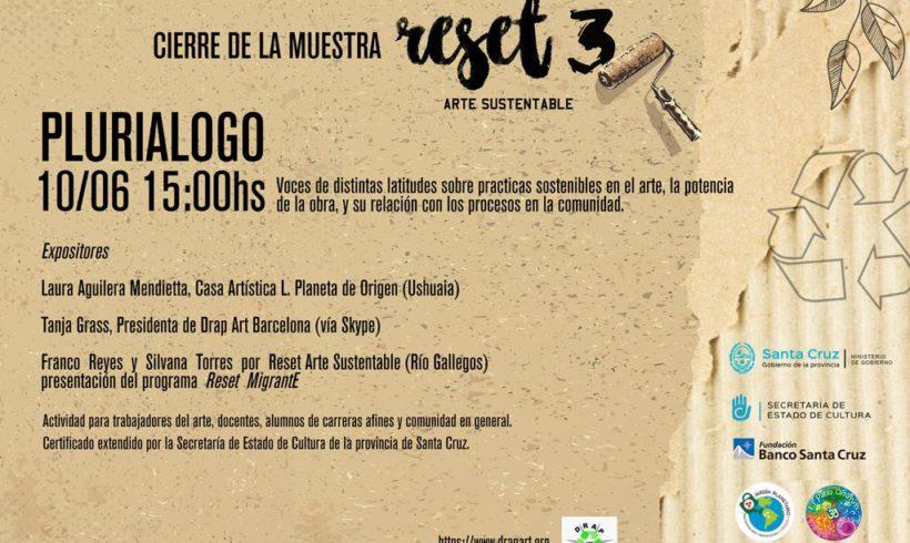 Drap-Art participa en RESET 3Plurialogo