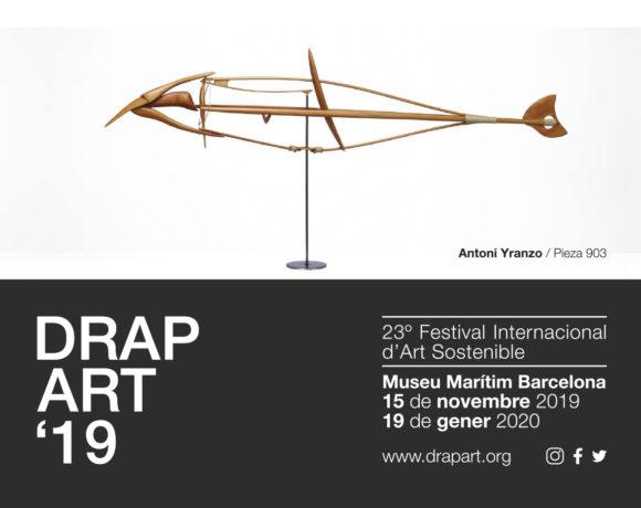 15 de novembre, inauguració Festival Drap-Art´19